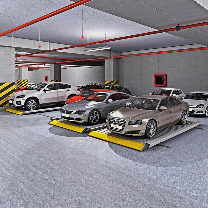 SHIFTER H | Intelligent Parking Solutions | Parkonpark com tr